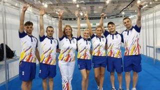 Încă o clasare pe podium pentru România la Jocurile Europene