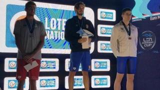 Înotătorul Robert Glinţă, primul sportiv român calificat la JO 2020