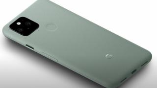 Google şi-a prezentat noul telefon Pixel 5