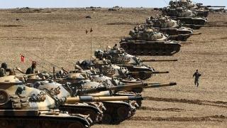 Graniţa dintre Siria şi Turcia, presărată cu cadavre