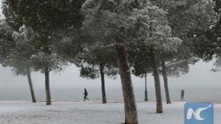 Alerte meteo de cod roşu şi portocaliu în Grecia