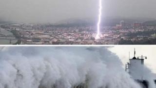 Grecia, lovită de o furtună puternică