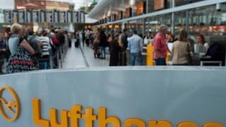 Lufthansa a cerut tribunalului să interzică greva piloților