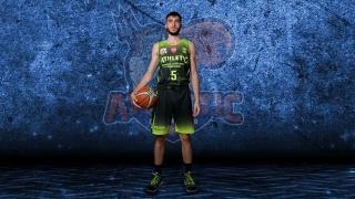 Ștefan Gribinic şi-a prelungit contractul cu BC Athletic
