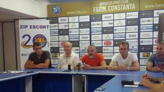 Grigoraș preia SSC Farul doar dacă autoritățile locale vor susține echipa!
