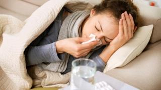 82.000 de infecţii respiratorii la nivel naţional