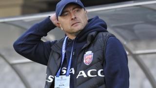 Antrenorul Leo Grozavu a revenit la FC Botoșani