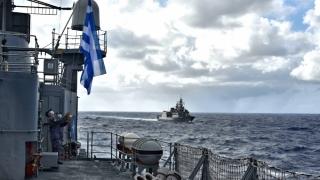 Grupare navală NATO, escală în portul Constanța