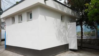 Toalete publice renovate în Constanța