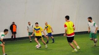 Schimbări pe podiumul Ligii 1 a Campionatului Judeţean de minifotbal Constanţa