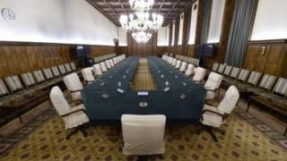 OUG pentru organizarea anticipatelor ar putea fi adoptată azi de guvern