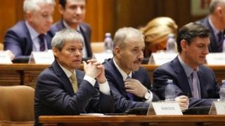 Dosar penal privind achiziţia de corvete de către Guvernul Cioloș