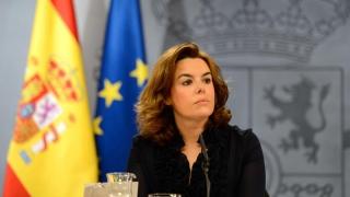 Guvernul de la Madrid îl blochează pe Puigdemont