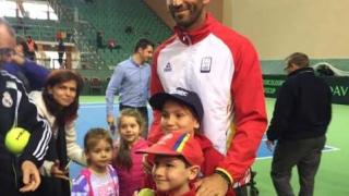 România a învins Zimbabwe, în Cupa Davis