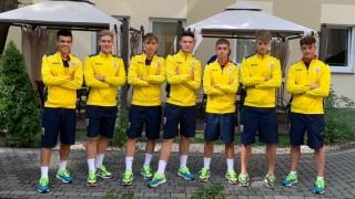Șapte jucători de la Academia Hagi au evoluat pentru România U17