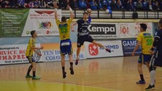 HC Dobrogea Sud s-a impus categoric în meciul cu Potaissa