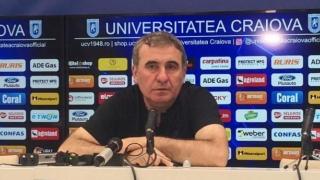 """Gheorghe Hagi, Viitorul: """"Ar fi fantastic să luăm odată campionatul și o cupă """""""