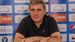"""Gheorghe Hagi, manager tehnic Viitorul: """"Echipa națională are nevoie de sprijin"""""""