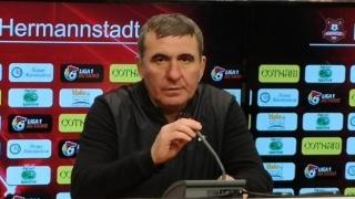 """Gheorghe Hagi, manager tehnic Viitorul: """"Bine că a venit pauza. Din păcate, am terminat anul negativ"""""""