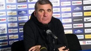 """Gheorghe Hagi, manager tehnic Viitorul: """"Prea puțin, prea săraci în atac"""""""