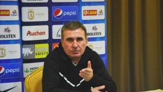 """Gheorghe Hagi, manager tehnic Viitorul: """"Cea mai bună decizie: SĂ SE OPREASCĂ"""""""