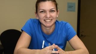 Simona Halep va face parte din echipa României la meciul din FED Cup cu Cehia
