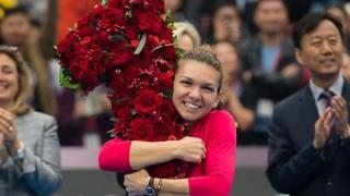 Halep, pe prima poziţie în ierarhiile WTA şi pentru Turneul Campioanelor