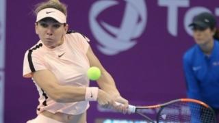 Halep va avea cel puţin 1.700 de puncte avans în fruntea clasamentului WTA