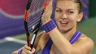 Simona Halep a câştigat premiul pentru cea mai frumoasă lovitură de la Turneul Campioanelor
