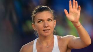 """Simona Halep a câştigat trofeul """"Favorita fanilor"""" pentru al treilea an consecutiv"""
