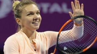 Simona Halep s-a retras de la turneul de la Palermo