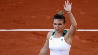 Victorie zdrobitoare a Simonei Halep la Roland Garros