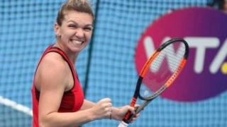 Simona Halep, calificată în sferturi la Roma