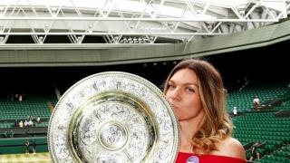 Simona Halep, încântată de balul de la Wimbledon