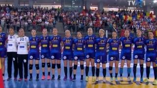România, în grupă cu deținătoarea titlului la CE de handbal feminin