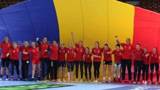 România a învins Cehia la Campionatul European de handbal feminin