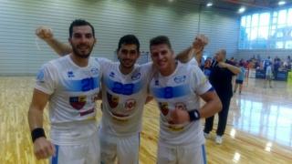 HC Dobrogea Sud a obţinut primul succes în Liga Naţională