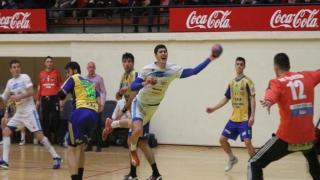 HC Dobrogea Sud, egalată la ultima fază la Timişoara