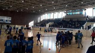 """Prezenţă record la Cupa """"Mării Negre"""" la minihandbal şi baby-handbal"""