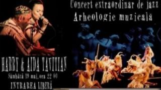 19 mai -''Noaptea Muzeelor''! Concert extraordinar Harry Tavitian la MINAC. Programul muzeelor