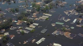 Harvey vs Katrina: două fenomene meteo cumplite, cu urmări foarte diferite