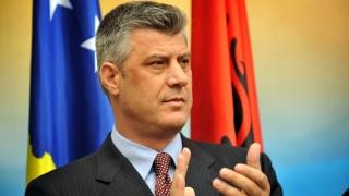 Hashim Thaci, ales președinte al Kosovo de către parlament