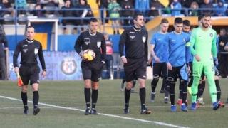 Ovidiu Haţegan îl va arbitra pe Mircea Lucescu în play-off-ul Ligii Campionilor