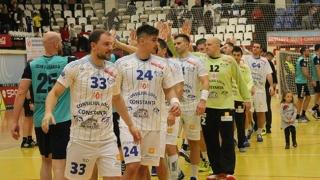 HC Dobrogea Sud este în grafic