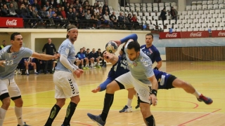 HC Dobrogea Sud începe duelurile și în Cupa României