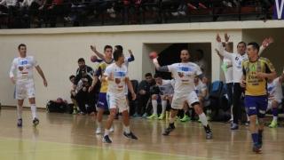 """HC Dobrogea Sud şi-a """"spionat"""" adversara din semifinala Cupei României"""