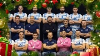 """HC Dobrogea Sud urează """"Sărbători Fericite!"""" iubitorilor handbalului"""