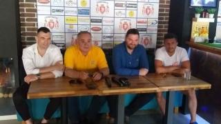 Nouă jucători se despart de HC Dobrogea Sud