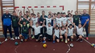 HC Dobrogea Sud promovează handbalul şi în liceele constănţene