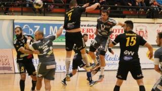 HCDS - Steaua, în LN de handbal masculin